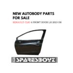 RENAULT CLIO 4 FRONT DOOR L/H 2013 ON