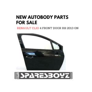 RENAULT CLIO 4 FRONT DOOR RH 2013 ON