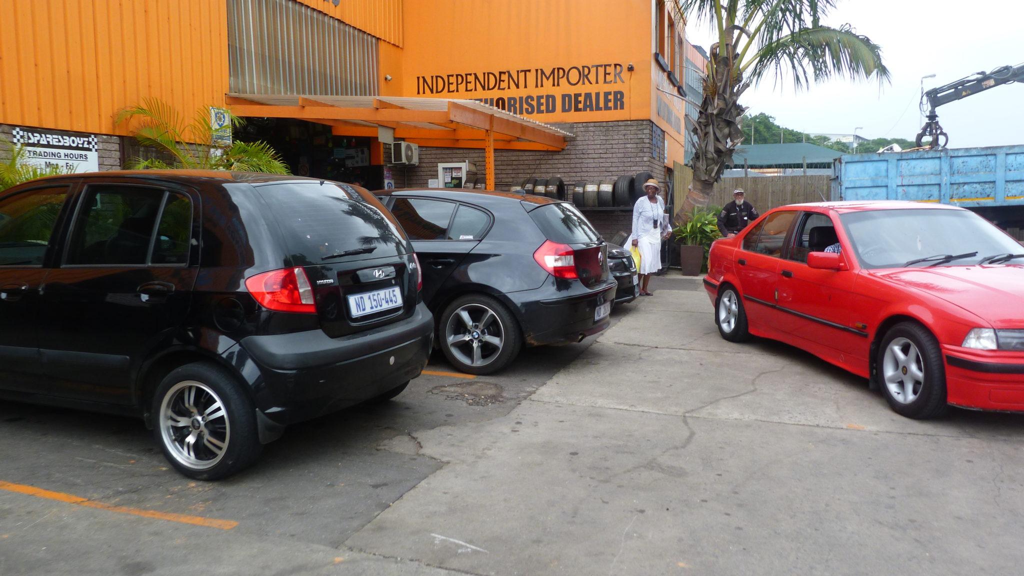 Car Parts Supplier - Spares Boyz Group