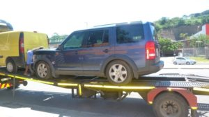 L018 Land Rover Discovery 3 V8 house auto (1)
