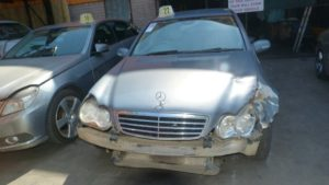 Mercedes C270 W203