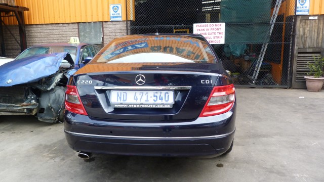 M984 MERCEDES C220 CDI W204C2013C651 ENGINE (1) - Spares Boyz Group