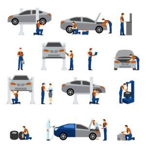 aftermarket car parts accessories