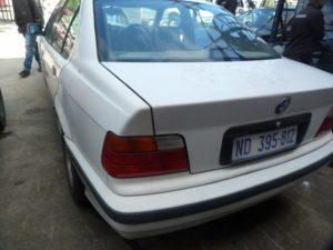 BMW 316I E36 WHITE