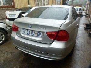 BMW 320I AUTO E90 SILVER